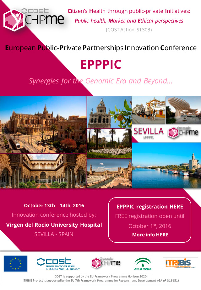 European Public-Private Partnership Innovation Conference (EPPPIC)