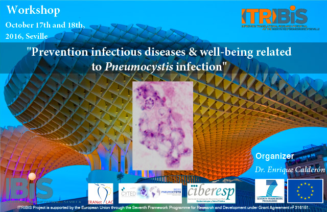 Prevention infectious diseases & well-being related to Pneumocystis infection